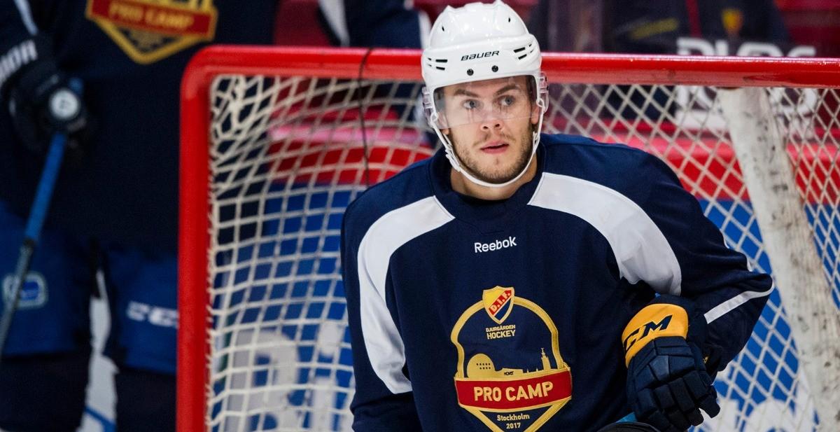 RYKTE: Svensken lämnar NHL, men nobbar SHL