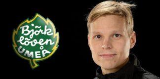 Han blir assisterande tränare i Björklöven
