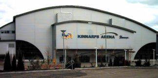 KLART: Kinnarps Arena går i graven efter 20 år
