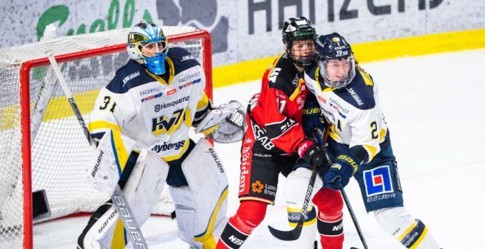 SDHL: Spelschemat ett stPREMIÄR: SDHL första liga att starta – så ser du premiärenort steg framåt