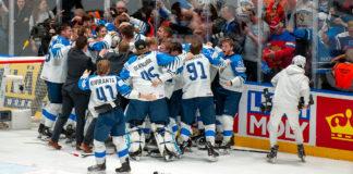 De regerande mästarna från VM:s toppdivisionFinland får chansen att försvara sitt guld när VM avgörs i Vitryssland och Lettland