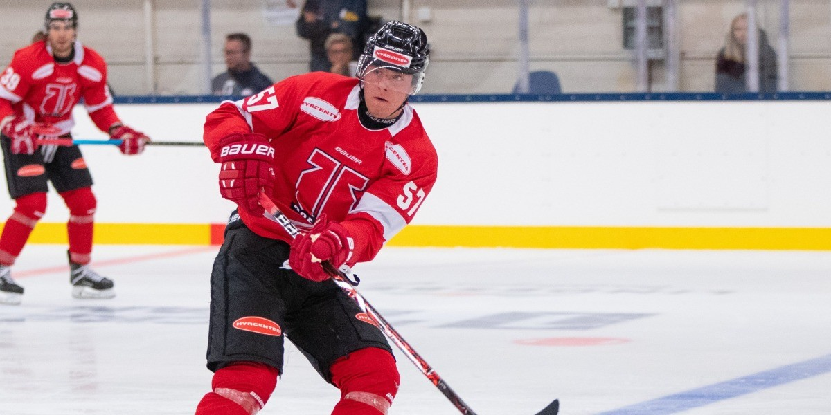 Backtalangen lämnar Örebro för spel i Hockeyallsvenskan