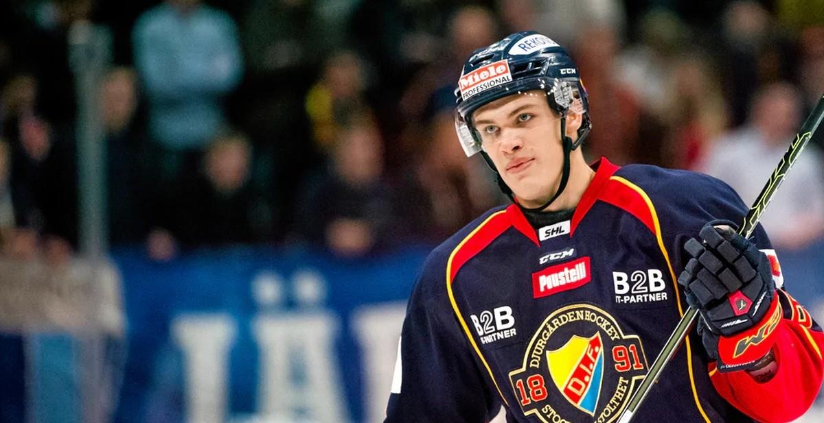 Storvuxne backen klar för spel i Hockeyallsvenskan