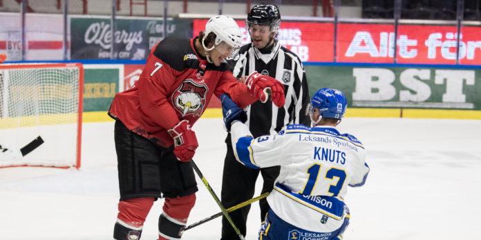 Nya direktiv gällande hockeymatcher
