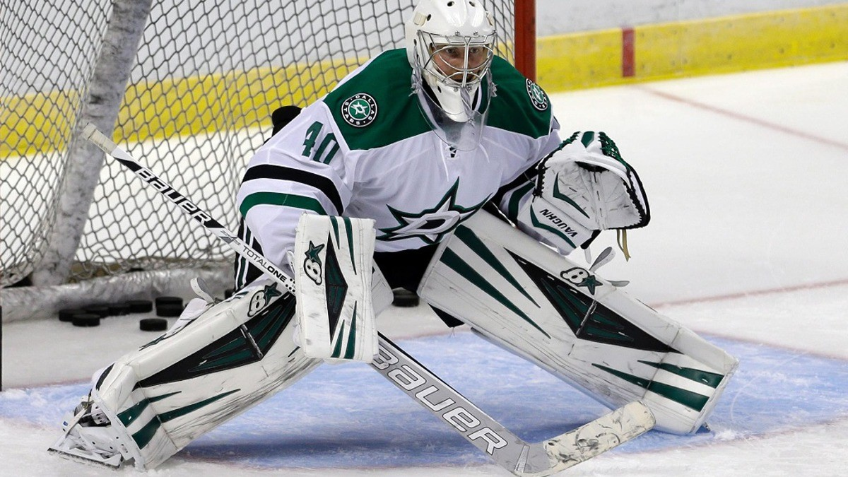 """NHL-meriterad målvakt ersätter """"Monstret"""""""