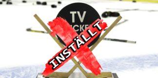 BESLUTET: Kvalet till TV-Pucken ställs in