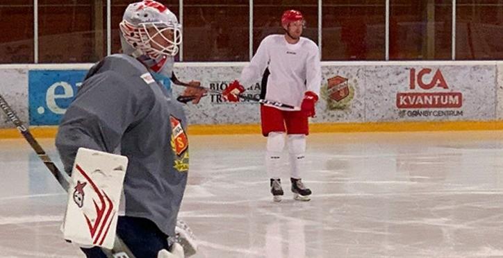 Ytterligare en NHL-kontrakterad spelare till Hockeyallsvenskan