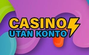 casino utan licens hos casinoutankonto.net