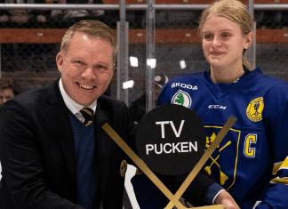 TV-PUCKEN: Så spelas slutspelet för flickor