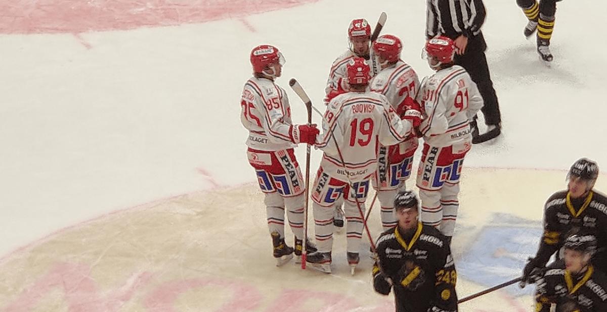 HOCKEYALLSVENSKAN: Timrå var numret för stort för AIK