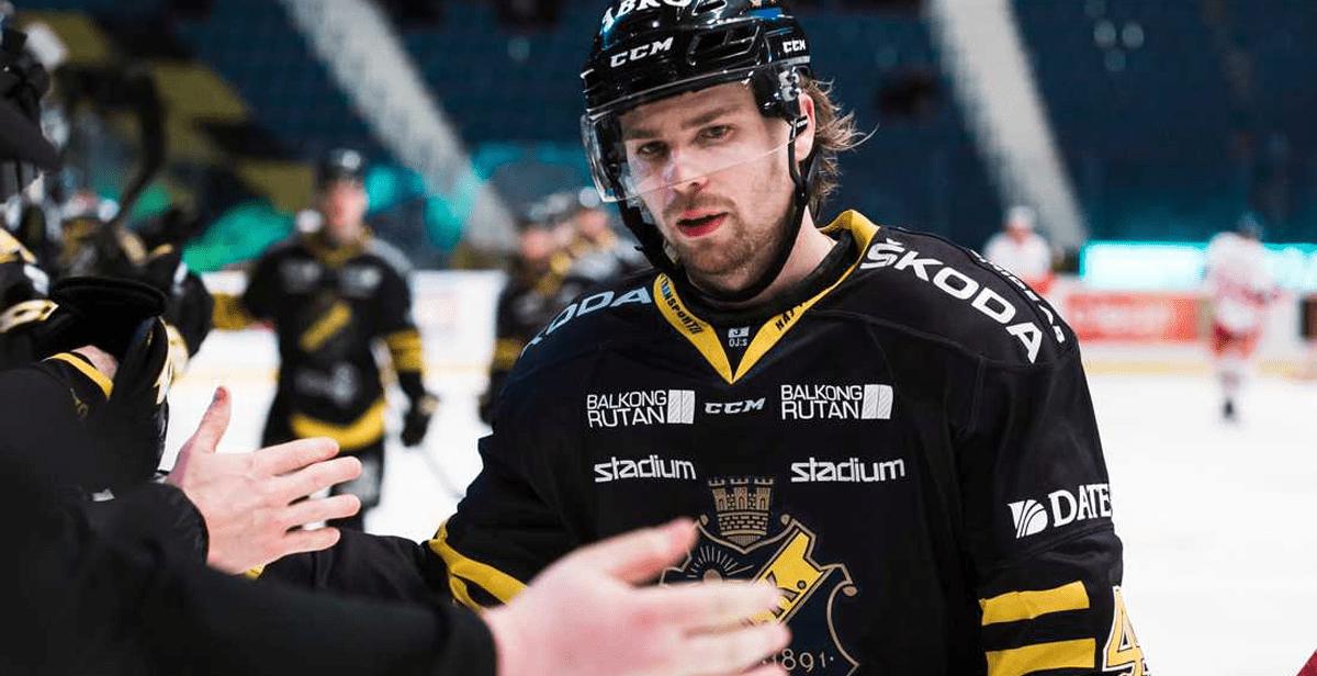 UPPGIFTER: Han ersätter flyktade NHL-lånet i AIK