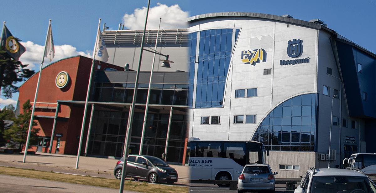 Nu stänger också Brynäs och HV71 sina arenor för publik