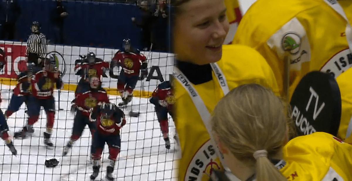 HEDLUND: De stora vinnarna är svensk damhockey