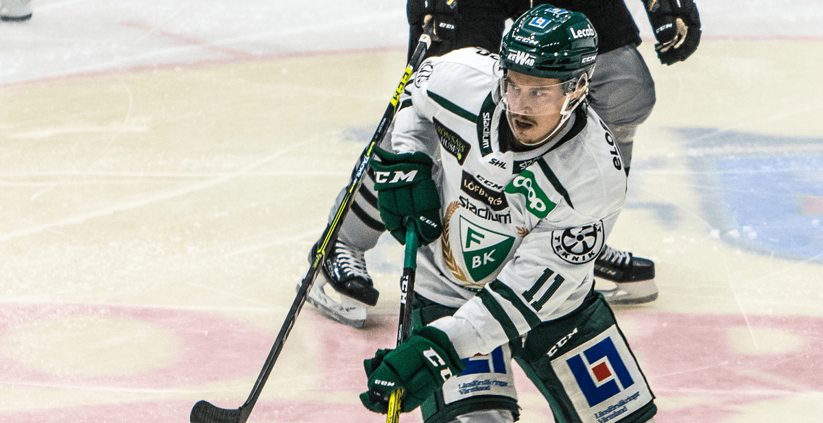 KLART: Nu lämnar stjärnan Färjestad för NHL igen