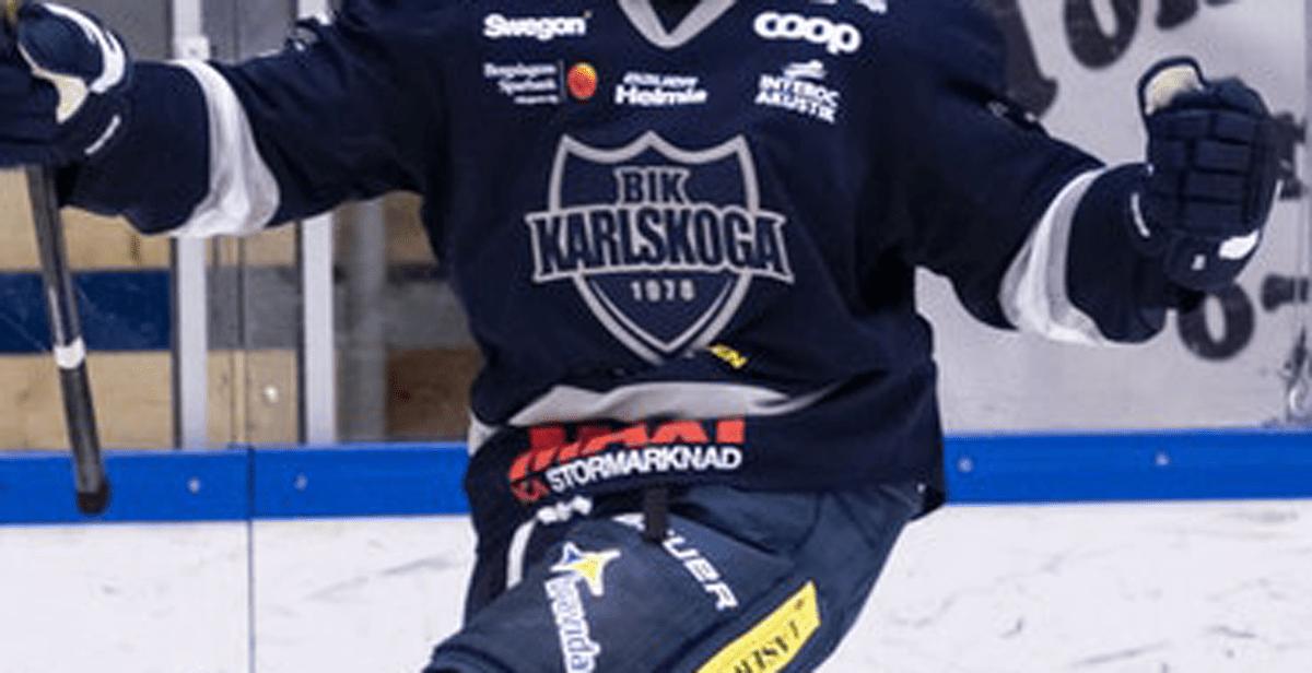 SHL-KVALET: Skademörker hos BIK Karlskoga