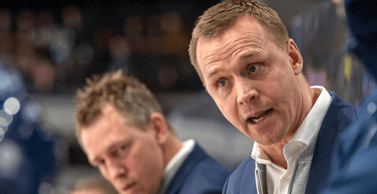 SHL: Linköping sparkar Bert Robertsson