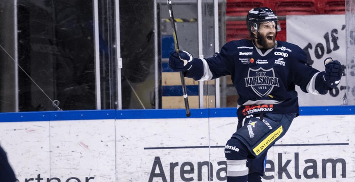 BIK KARLSKOGA: Backen förlänger säsongen ut