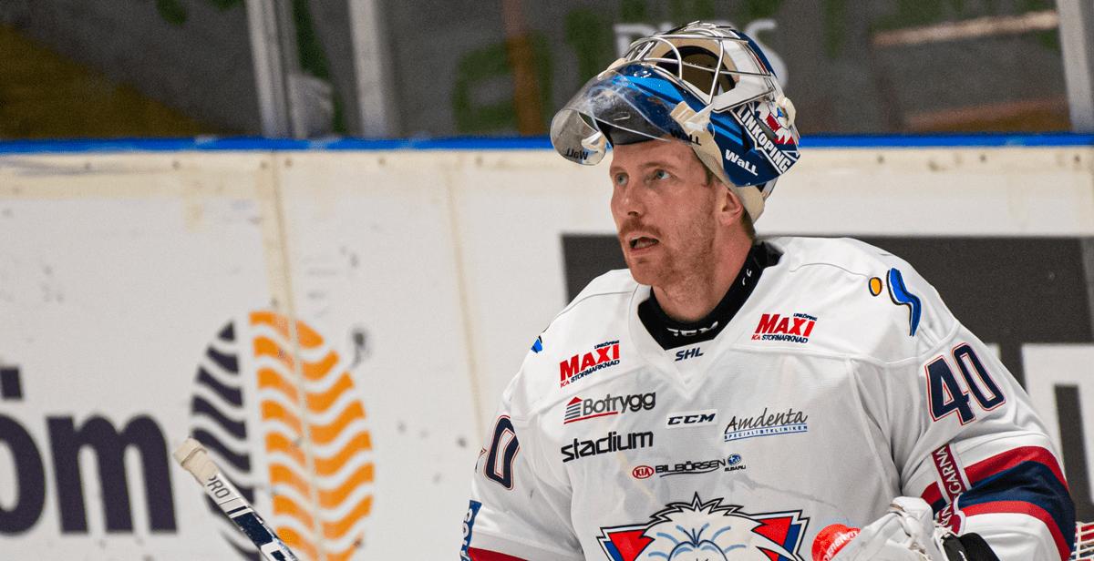 SSK: Floppmålvakten ska ta revansch i Hockeyallsvenskan