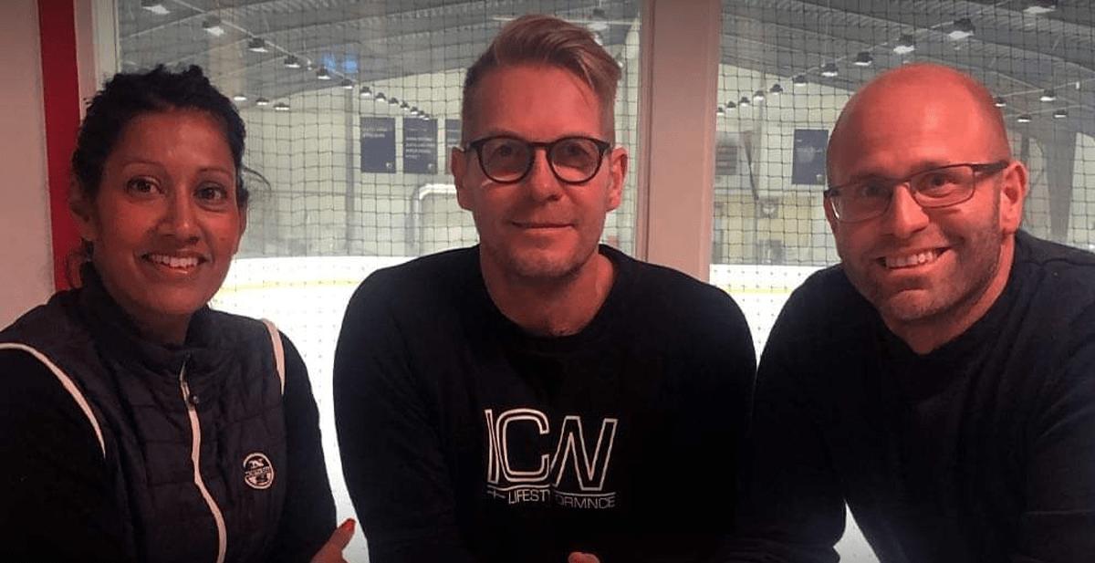 """HOCKEYSNACK: """"Selectverksamhet"""" med Michael Björkung"""