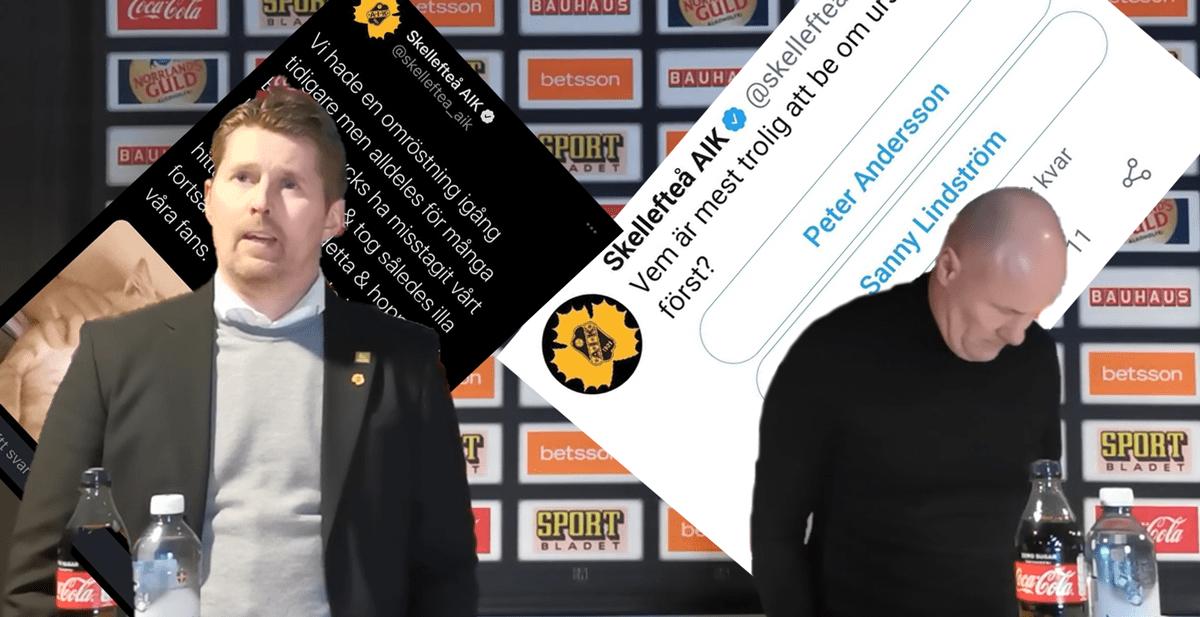 Efter Twitterdebaclet – nu ber Skellefteå om ursäkt