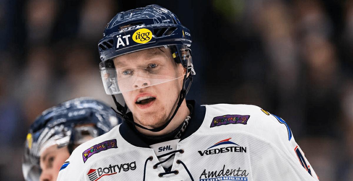 SILLY SEASON: Sa upp sig från HV71 – nu klar för rivalen