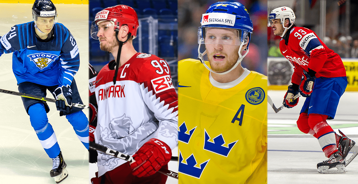 Allt du behöver veta om nordisk ishockey