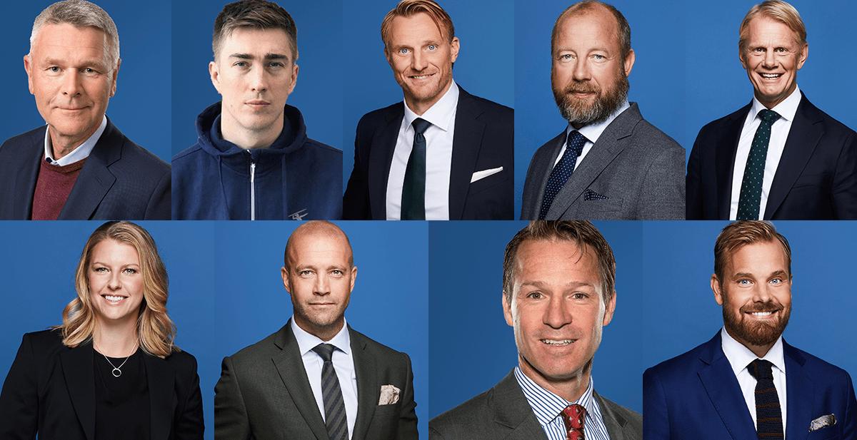 OMRÖSTNING: Vem är bästa hockeyexperten i C More