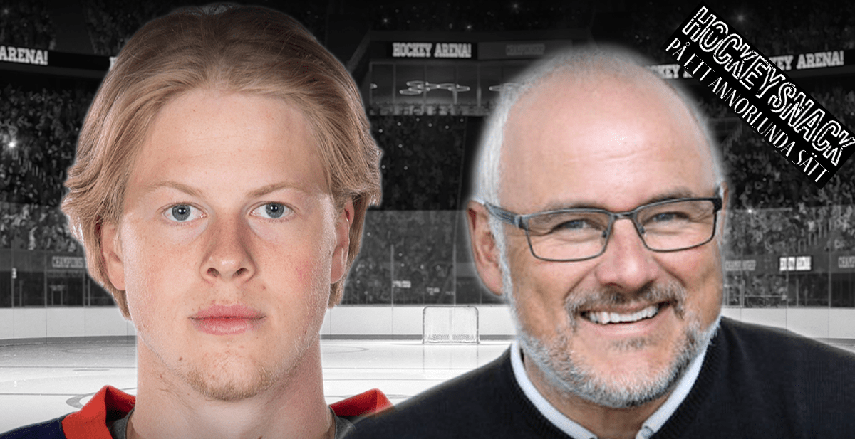 """HOCKEYSNACK: """"Mentala utmaningar"""" med Fredrik Karlström och Johan Plate"""