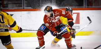 Örebro sparkar NHL-forwarden