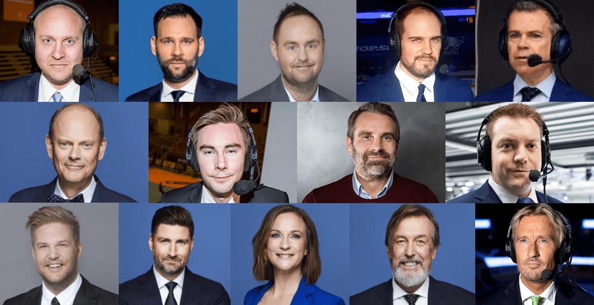 OMRÖSTNING: Vem är den bästa hockeykommentatorn på C More
