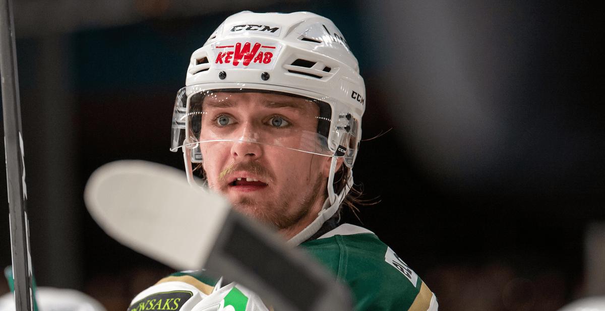 KHL: Svenske stjärnan får sparken från sin klubb