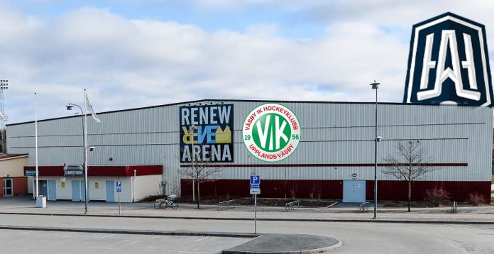 besked om arenan