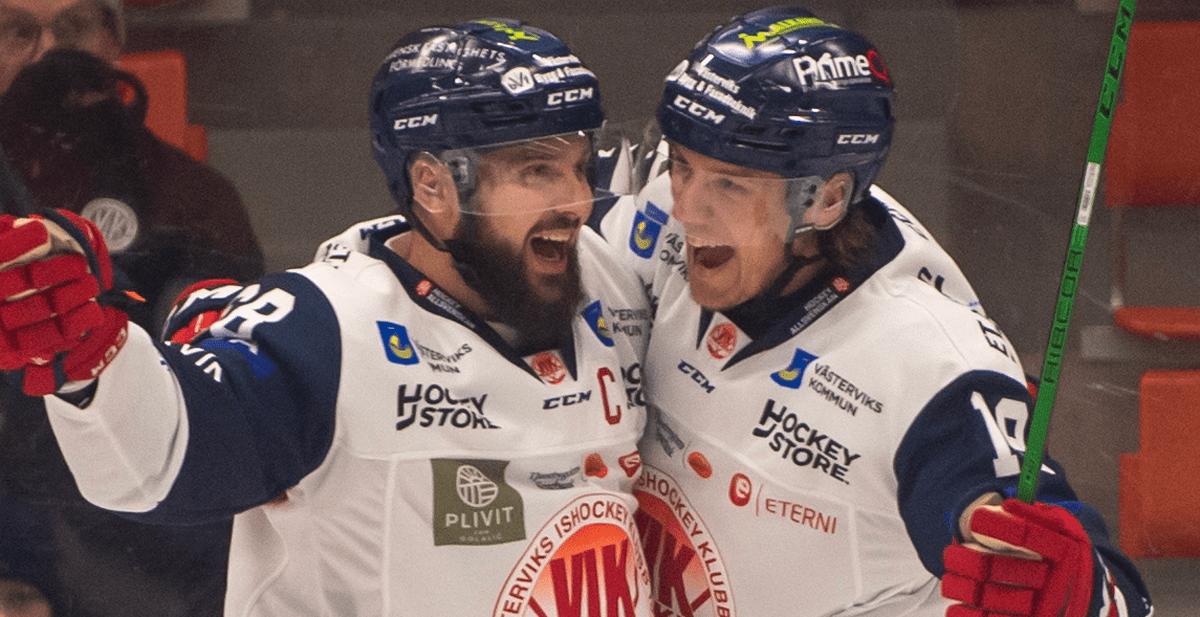 Västervik blev det vinnande laget i Smålandsderbyt