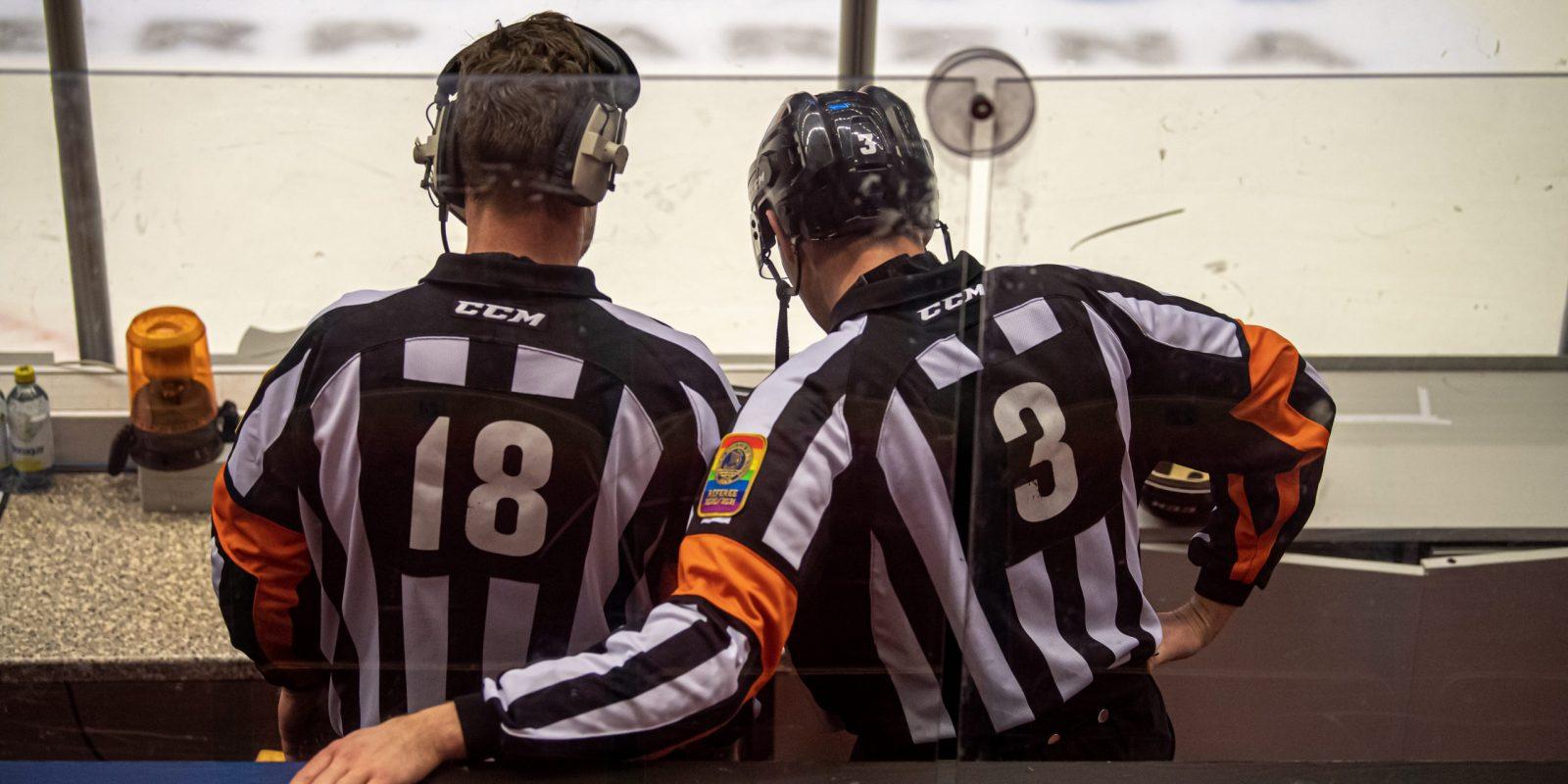 Därför ska hockeyn inte ta efter fotbollens VAR