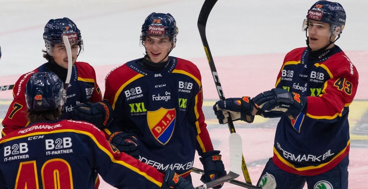 DIF-NOTIS: Klart med ny back från Hockeyallsvenskan
