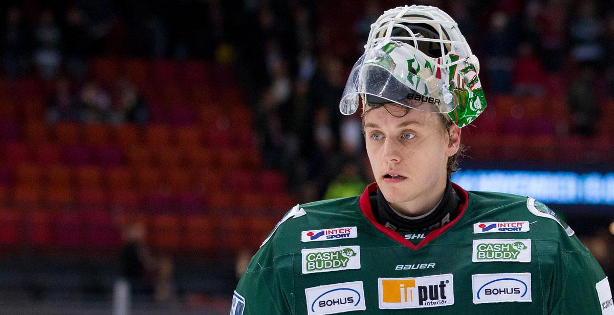 KLART: Målvakten lämnar Frölunda för spel i KHL
