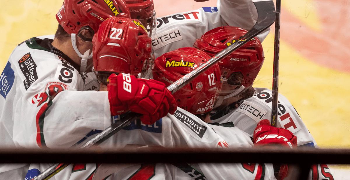 LAGET 21/22: Modos trupp till Hockeyallsvenskan