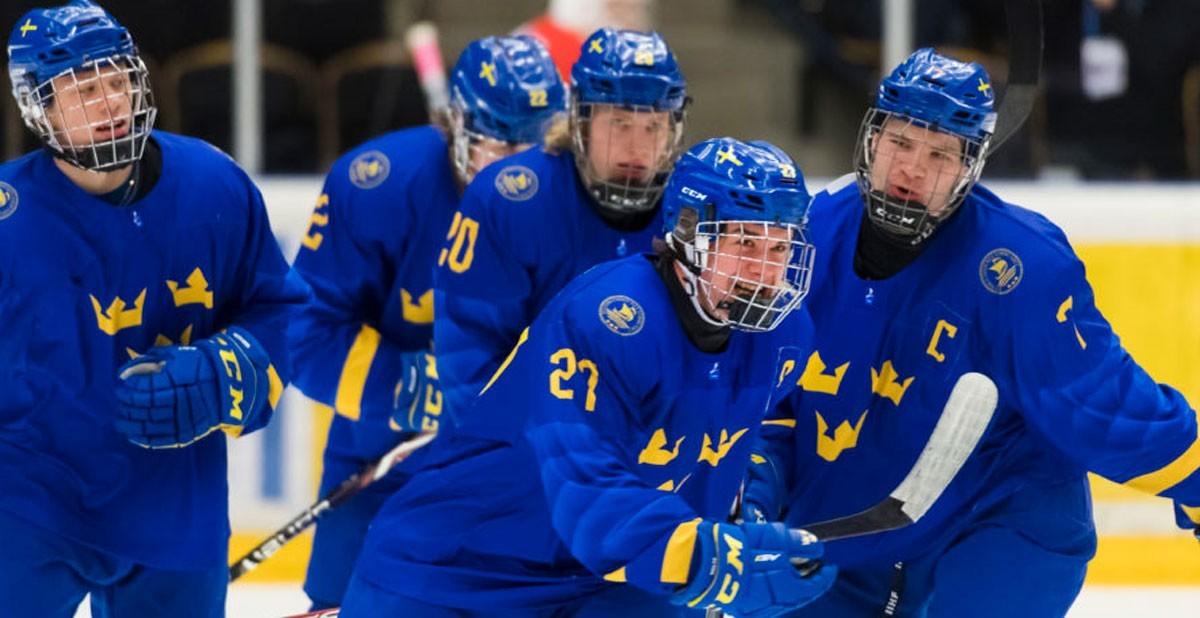 U18-VM: Sveriges trupp och spelschema – så ser du VM-turneringen
