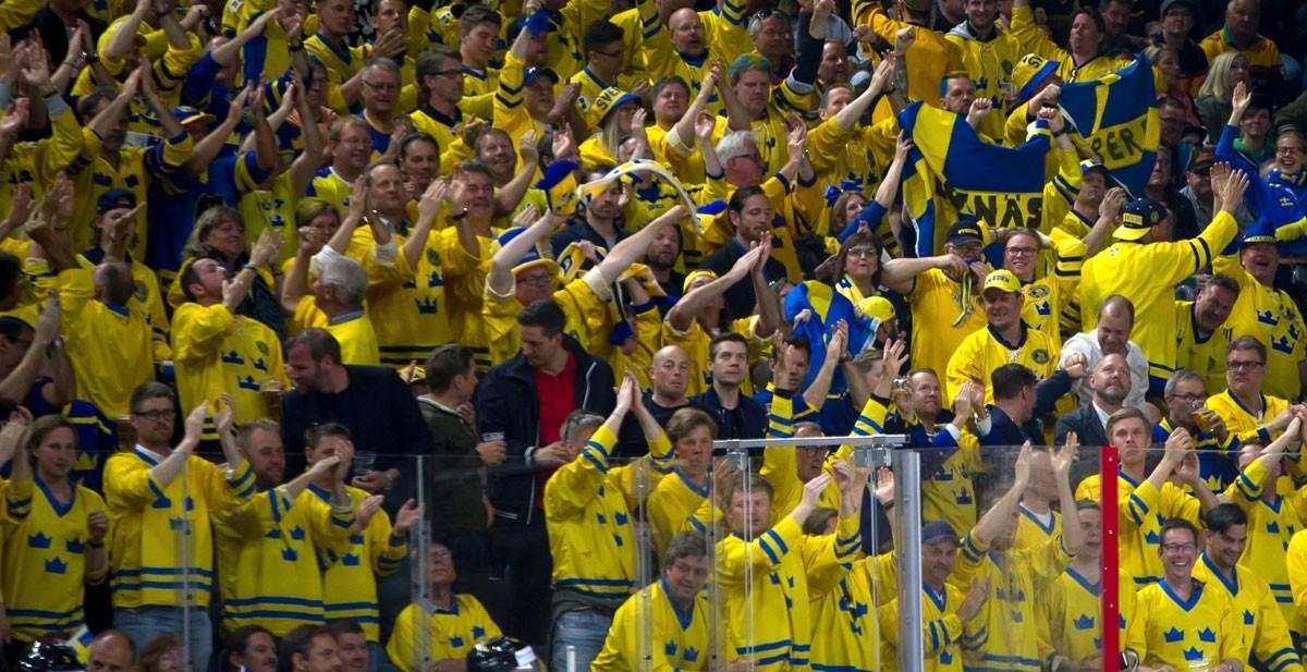 VM2021: Tre Kronors trupp till Riga
