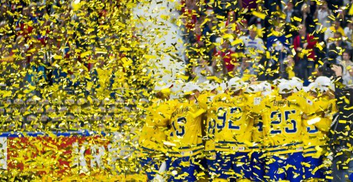 VM 2021 Svenskarna