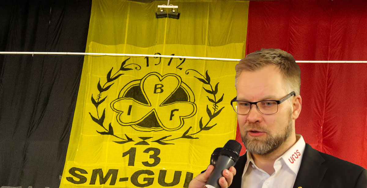 KLART: Världsmästartränaren tar över Brynäs