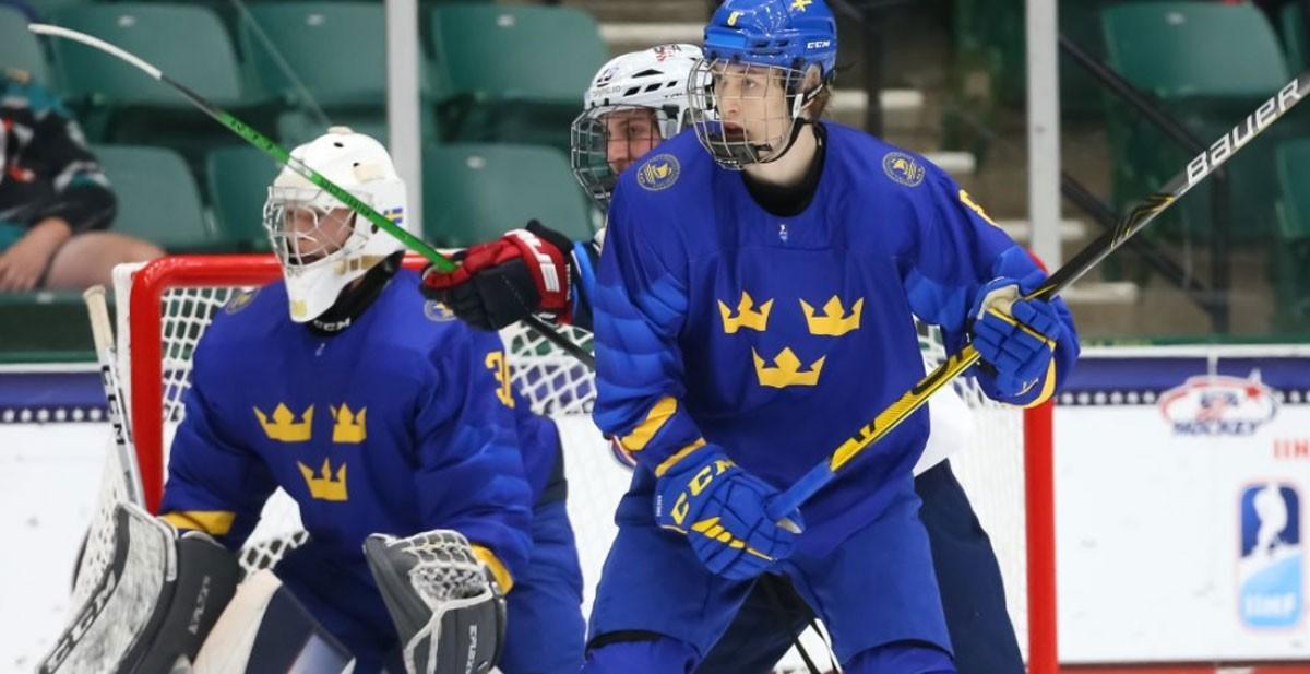 U18-VM: De sänder Småkronornas semifinal ikväll