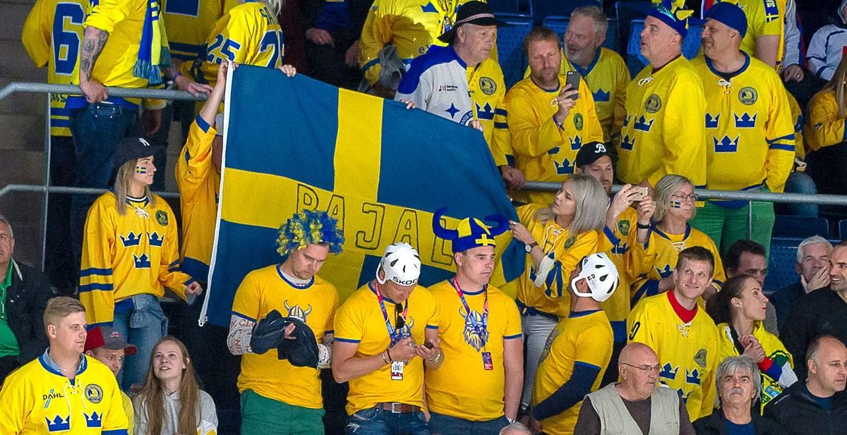 VM 2022: Tuff lottning för Tre Kronor – grupperna klara