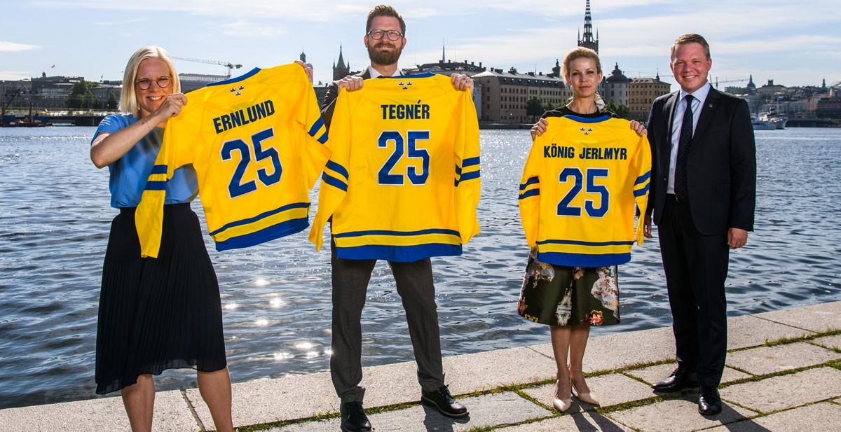 VM 2025: Här är spelorterna – Malmö ratas som spelort